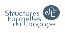 Structures formelles du langage